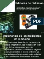 Medidores de Radiaciones