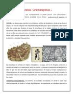 Análisis de peliculas medievales