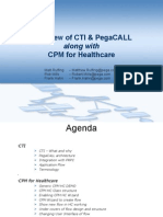 Pega CPMHC Training