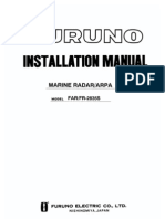 FAR-FR2835S Installation Manual