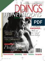 Dream Italian Weddings & Honeymoons - Winter 2009