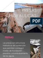 PRESAS HIDRAULICAS
