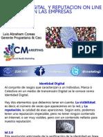 3+Identidad+Digital+&+Reputacion+on+Line+en+Las+Empresas+Turisticas+2012