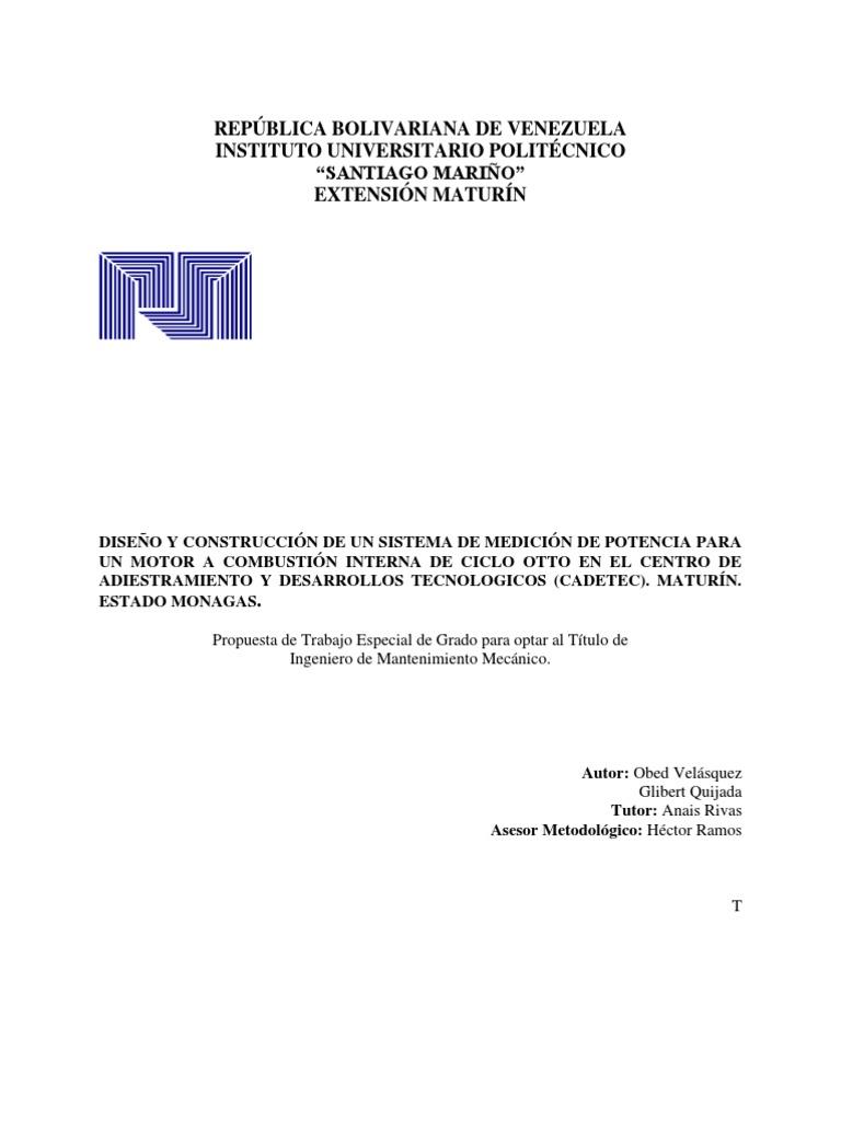 tesis de mecanica_moter de ciclo otto