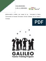 Programa_Galileo Para Profesores