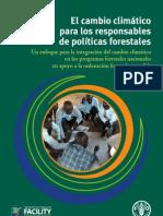 Cambio Climatico y Politicas Forestales