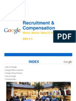 Google HR Project