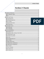 Ford Think Service Manual - Section 2 Chassis
