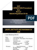 BIG PPG SOP-Manual-Outdoor (Aktiviti Keyakinan Di Air)