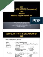 BIG PPG SOP-Manual-Outdoor (Aktiviti Keyakinan Di Air)