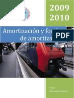 Amortizacion y Fondos