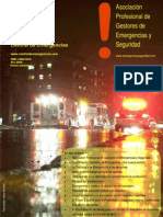 Revista Digital Central de Emergencias. ISSN 1988-0839