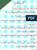 Nazar-e-Bad ka Ilaj