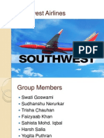 Southwest Airlines Fima
