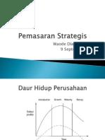 Pemasaran Strategis