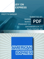 SM American Express Card