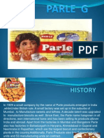 PARLE G by FORAM GANDHI