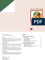 ArchiSuite - New Features