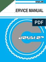 Daystar Manual