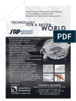 Sap2000 Eng Brochure