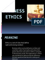 Business Ethics-intro Ppt