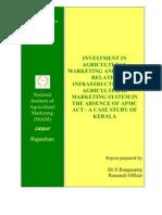 Kerala Research Report