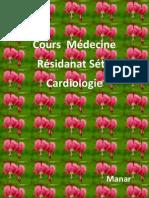 Cardiologie_Résidanat_Sétif_Manar