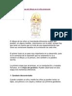 48602969 Etapas Del Dibujo en El Nino Preescolar