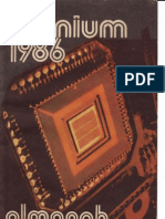 Almanah Tehnium - 1986