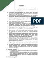 Penyakit Difteri & Situasi Di Jatim,Dinkes