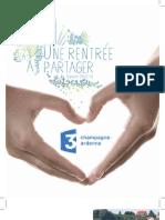 Dossier de Presse France 3 Champagne-Ardenne (2012-2013)