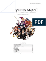 A Very Potter Musical Vocal Selections