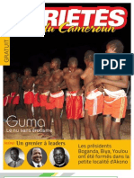 Varietes Du Cameroun Magazine