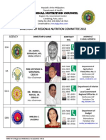Rnc Directory Cy 2012