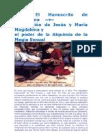 El ManusCrito De Maria Magdalena