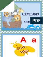 Abecedario Con Animalitos