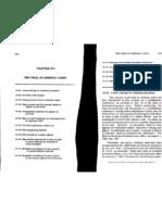Pre-Trial Order Form