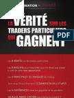 La Verite Sur Les Traders Particuliers Qui Gagnent