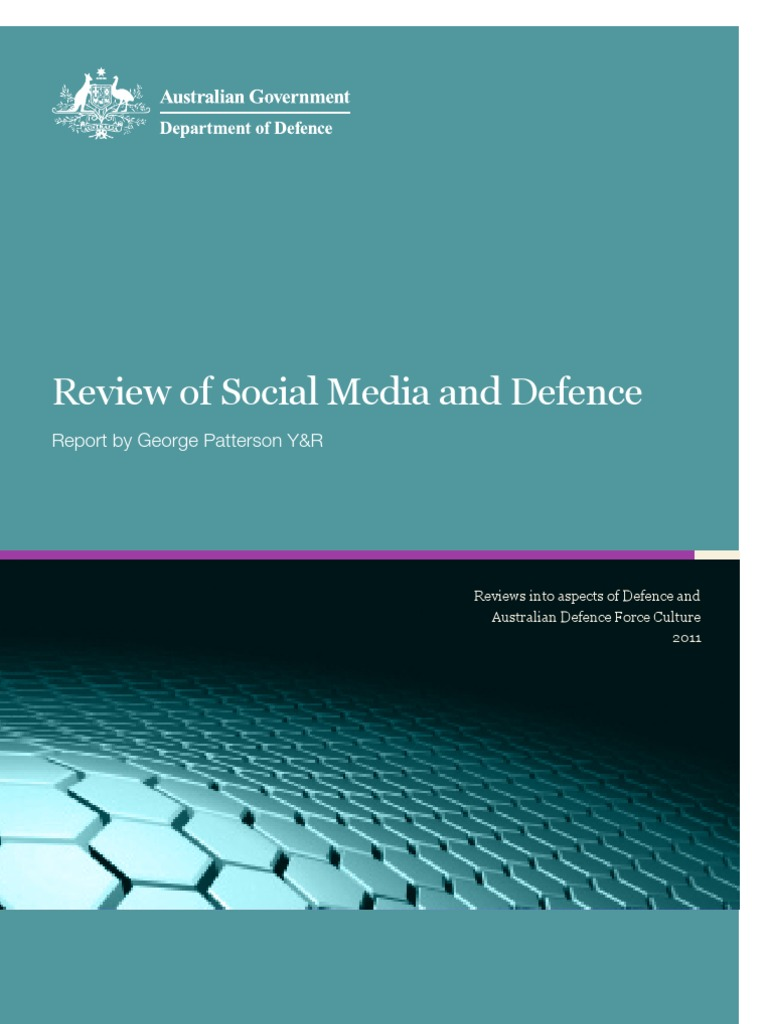 Review of Social Media and Defence Full report.pdf | Digital ...
