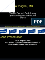 Grand Rounds Glaucoma NTG