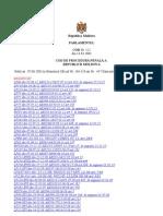 Cod Procedura Penala