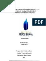 Karya Rudini LKTI- Monosadium Glutamat Dari Ampas TebuI