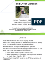 Vehicle and Driver Vibration_PPT