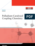 Palladium Catalysed Coupling Chemistry
