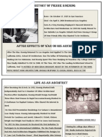 Life History of Pierre Koeninxg