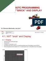 RobotC 4.NXTb.display