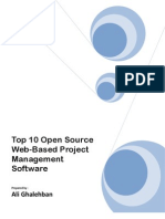 Top 10 Open Source Web-Based Project Management Software