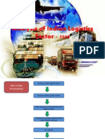 Analysis of Logistic Sector