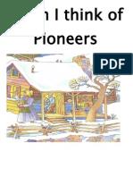 Pioneers Courageous Flip Chart