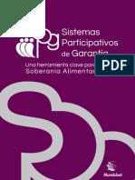 Sistemas Participativos de Garantía. Una herramienta clave para la Soberanía Alimentaria.